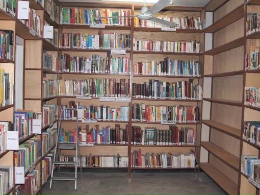 The Markas al Nour library